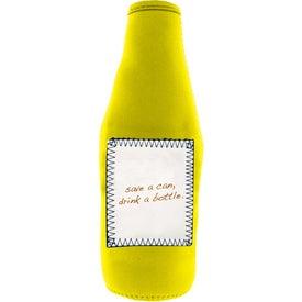 Whiteboard Stubby Bottle Cooler for Promotion