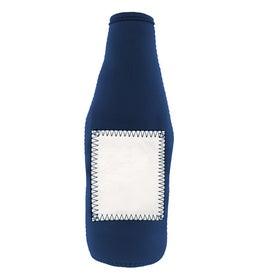 Whiteboard Stubby Bottle Cooler for Customization