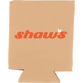 Whiteboard Stubby Cooler for Marketing