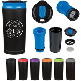 French Press Tumbler (16 Oz.)