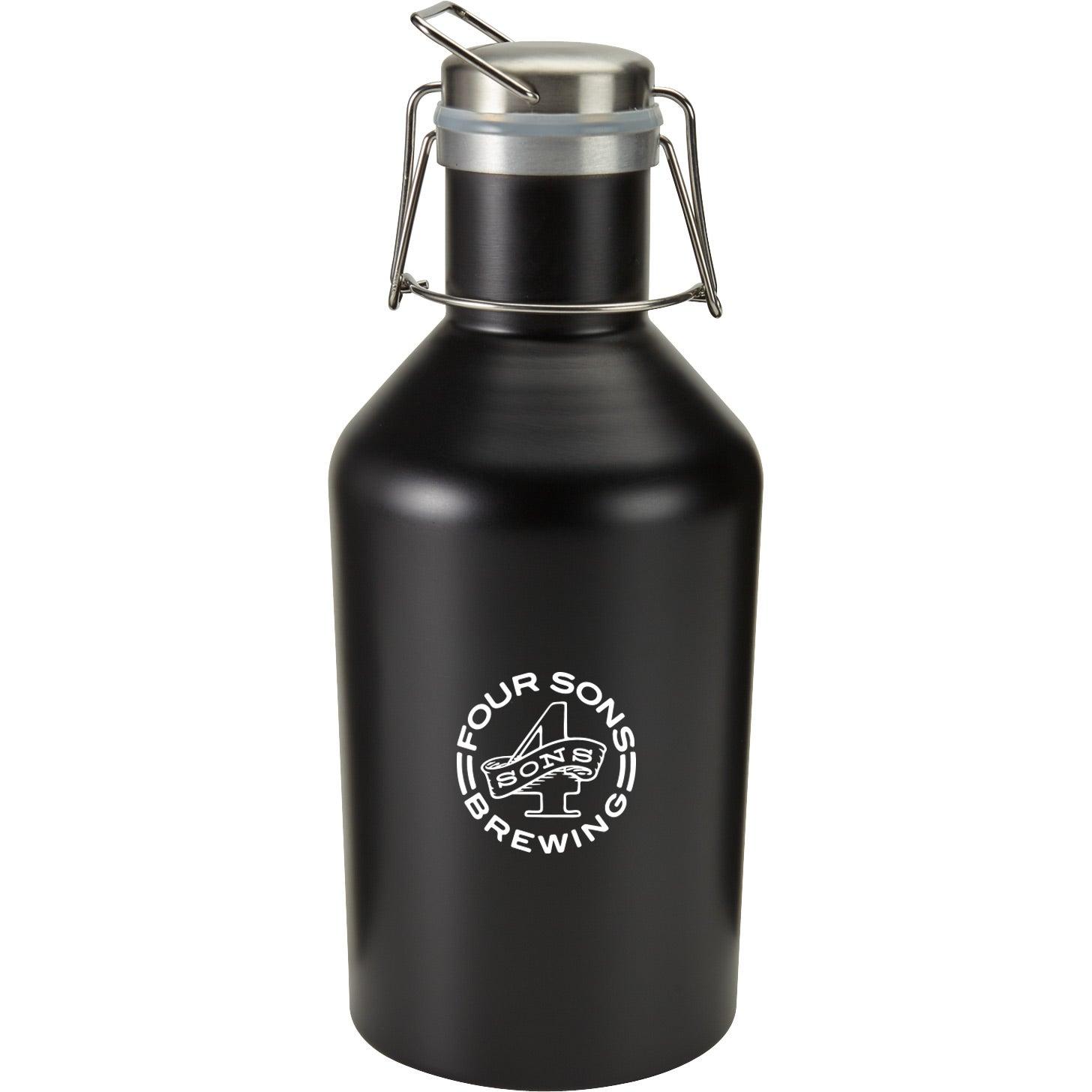 Stainless Steel BPA Free Growler (64 Oz.)