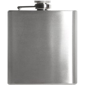 Stainless Steel Flasks Imprinted with Your Logo