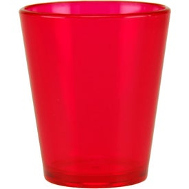 Acrylic Shot Glasses Imprinted with Your Logo