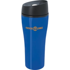 Personalized Acrylic Tumbler with Press Button Lid