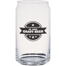 Ale Glass Can (16 Oz.)