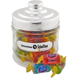 Apothecary Candy Jar (Fill D)