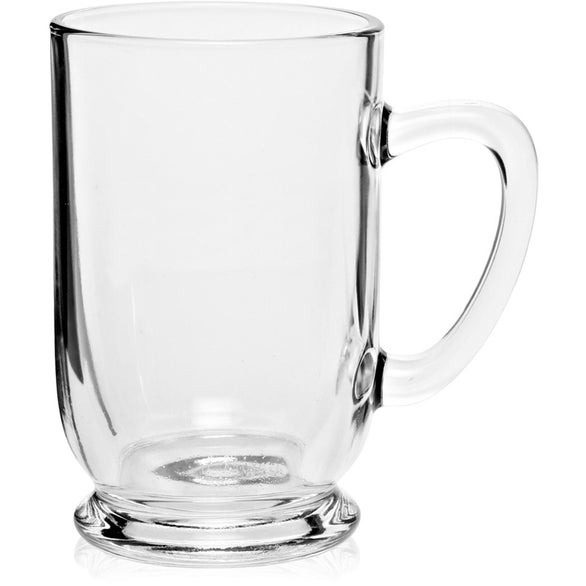 Clear ARC Bolero Glass Mug