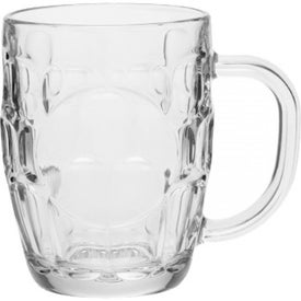 ARC Britannia Glass Beer Mugs (20 Oz.)