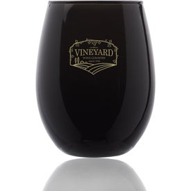 ARC Colored Stemless Wine Glass (9 Oz.)