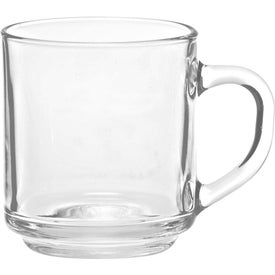 ARC Handy Glass Coffee Mug (10 Oz.)