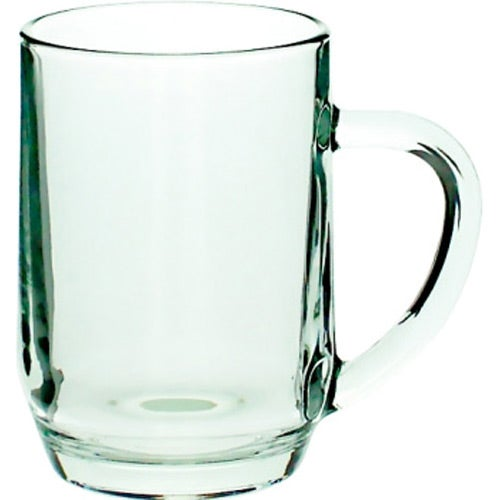 Clear ARC Haworth Jumbo Beer Mug