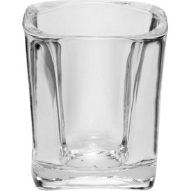 ARC Square Shot Glass (2 Oz.)