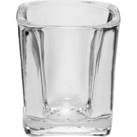 ARC Square Shot Glass (2 Oz.)