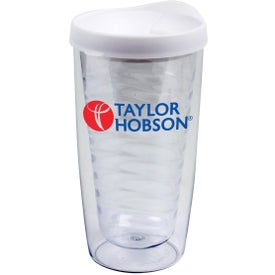 Promotional Avon Clear Tumbler