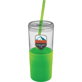 Babylon Tumbler with Straw (22 Oz.)