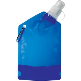 Printed Baja Water Bag with Carabiner
