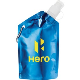 Baja Water Bag with Carabiner for your School