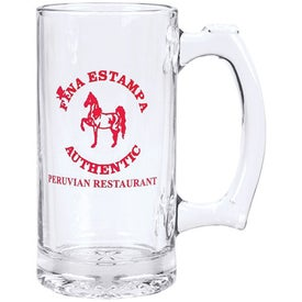 Glass Mug (12.5 Oz.)