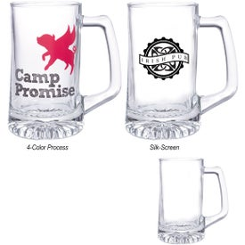 Beer Mugs (15 Oz.)