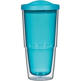 Biggie Tumbler With Lid Imprinted with Your Logo