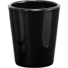 Shot Glass (1.5 Oz., Black)