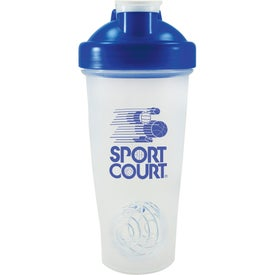 Advertising BlenderBottle Shaker