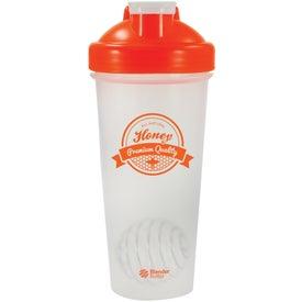 Branded BlenderBottle Shaker