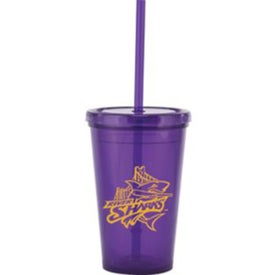 Bolero Tumbler with Straw for your School