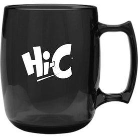 Break Resistant Mug Imprinted with Your Logo