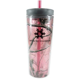 Personalized Bubba Realtree Envy Tumbler