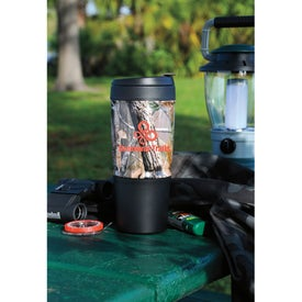 Custom Bubba Realtree Tumbler