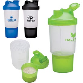 Buff Fitness Shaker Cups (16 Oz.)