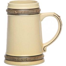 Ceramic Beer Stein (18.5 Oz.)