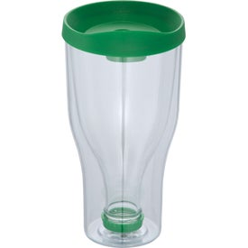 Cheers Tumbler Printed with Your Logo