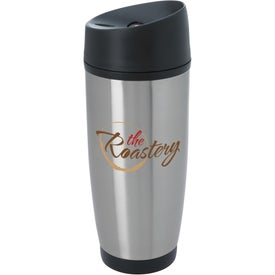 Custom Classic Tumbler with Press Button Lid