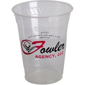Clear Cup (16 Oz., Small Quantity)