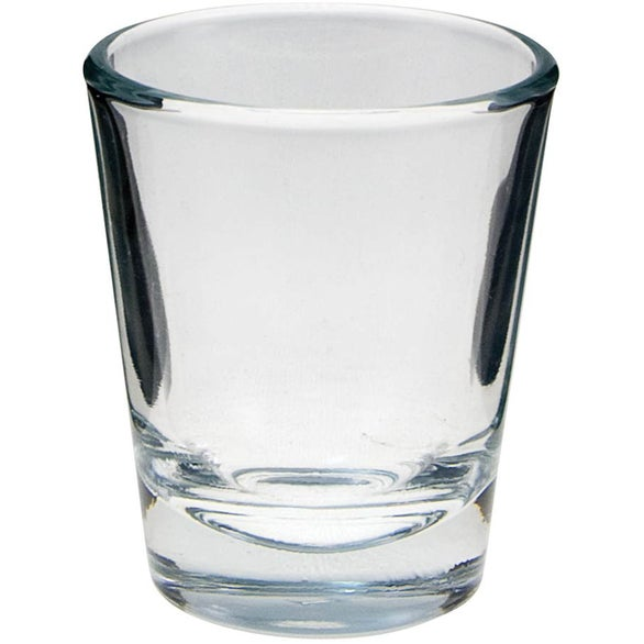 Clear Clear Shot Glass