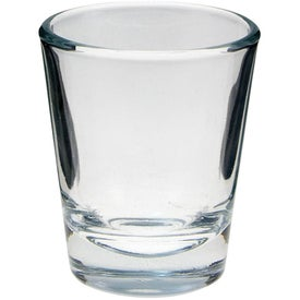 Clear Shot Glass (1.5 Oz.)