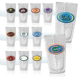 Collegiate Tumblers for Advertising