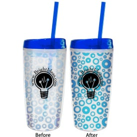 Color Changing Insulated Tumbler for Your Church