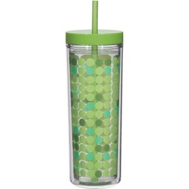 Printed Color Changing Tumbler