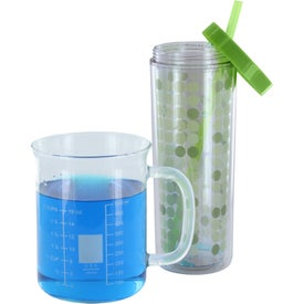 Color Changing Tumbler with Your Logo