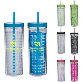 Color Changing Tumbler with Your Slogan
