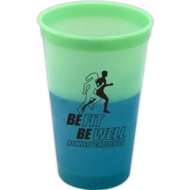 Promotional Cool Color Changing Cup
