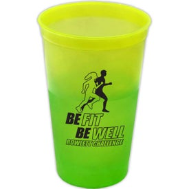 Cool Color Changing Cup Branded with Your Logo