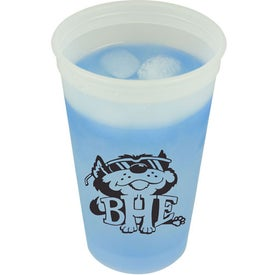 Customized Cool Color Changing Cup