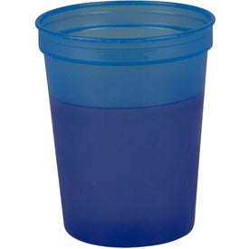 Cool Color Changing Cup Imprinted with Your Logo