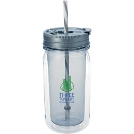 Personalized Cool Gear Mason Tumbler