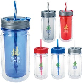 Cool Gear Mason Tumbler for Customization