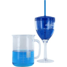 Cool Gear Wine Glass With Lid for Advertising